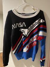 Retro/Vintage Look NASA Explorer 1992 Sweater Size Large Free Next Day Shipping