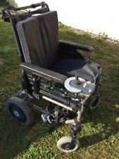 Fauteuil roulant électrique/manuel, Esprit action, 2 roues motrices, peu servi