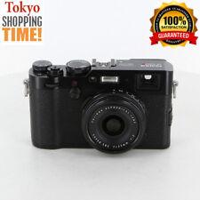 [NEAR MINT+++] FUJIFILM X100F Black Body from Japan