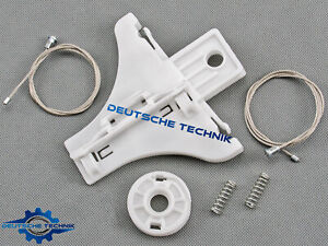 1x NEW ELECTRIC WINDOW REGULATOR REPAIR KIT REAR RIGHT FOR VW PASSAT VARIANT 3C5