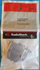 RadioShack Shielded Metalized D Sub Hood For 25 Position 2761536 *FREE SHIPPING*