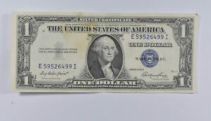 Crisp - 1935-E United States Dollar Currency $1 Silver Certificate *226