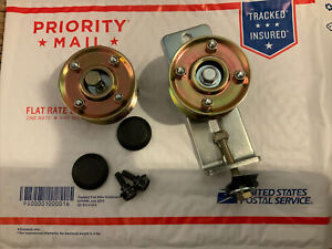 Toro TimeMaster Deck Pulleys And Bracket