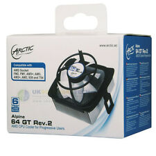 Arctic Cooling Alpine 64GT Rev.2 AMD CPU Cooler Progressive Users