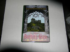 The Burning Glass by Lillian Stewart Carl (2007) SIGNED FIRST
