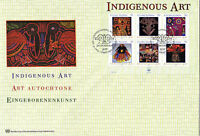 UNITED NATIONS 2005 INDIGENOUS ART O/S FIRST DAY COVER NEW YORK SHS