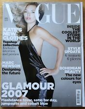 Vogue April 2007 - Kate Moss - New Collection