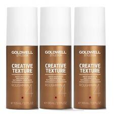 Goldwell Roughman 3 Stücke 100 % ORYGINAL ****EXTRA PREIS****(100ml/9,25euro)
