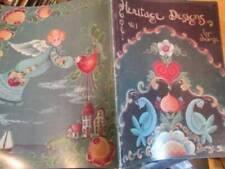 Heritage Designs Painting Book-Jo Sonja -Animals/Birds/Flowers/Angels/Fruit