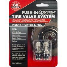 Steel Core NHRA Approved Sold Each Topline 29001 Bulkhead Tire Valve Stems