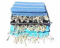 TURKISH HAMMAM HAMAM PESHTAMAL PESHTEMAL COTTON BATH TOWEL  SPA BEACH PAREO S(5)