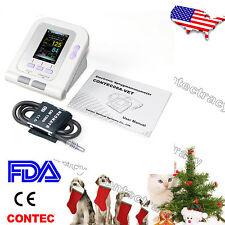 Vet Veterinary TFT digital Blood Pressure& Heart Beat Monitor NIBP animal use,US