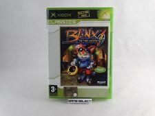 BLINX 1 THE TIME SWEEPER MICROSOFT XBOX ORIGINALE e 360 PAL ITALIANO COMPLETO