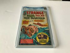 STRANGE TALES 125 CGC 7.5 HUMAN TORCH THING SUB-MARINER MARVEL COMICS 1964