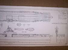 USS RANGER CV4 ship boat model plans