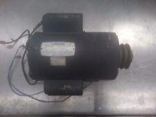 Leeson C145K17DB19E Single Phase Ice Cream Machine Beater Motor Part #: 522844
