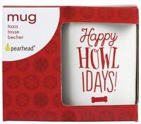 Pearhead Pet Owner Ceramic Coffee Mug New in Box