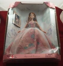 2003 Mattel Batik Princess Red Headed Barbie Doll C4558 Strawberry Blonde