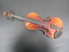 Alte Geige Violine ca. 56,5 cm Zettel Herclik