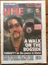 NME 26/11/94 Therapy? cover, Beck, The Wedding Present, LFO