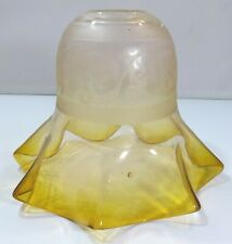 Vintage Shaped Glass Lamp Shade
