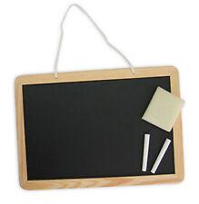*NEW* Wooden Frame Blackboard - Wood Black Board