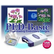 Brother PED Basic Embroidery Software (PED-BASIC) New