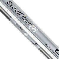 Aerotech SteelFiber i95cw Iron Tapered Tip Shaft (0.355 Tip)