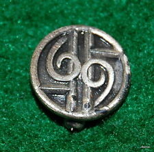 VINTAGE CAMP FIRE GIRLS  - STERLING PIN - TORCH BEARER - NOT GIRL SCOUT