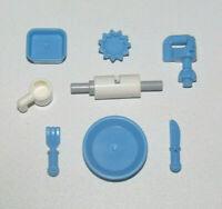 Lego ® City Accessoire Lot x2 Vaisselle Verre Cup Tasse Choose Color ref 2343