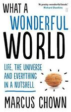 What a Wonderful World: Life, the Universe and Everything in a Nutshell by Chown