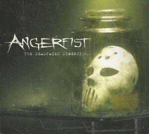 ANGERFIST = The Deadfaced Dimension = 3CD = HARDCORE GABBER!