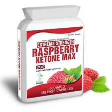 90 RASPBERRY KETONE CAPSULES MAX PLUS WEIGHT LOSS DIETING TIPS