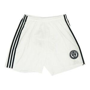 Philadelphia Union MLS Adidas Men's White Adizero Team Shorts