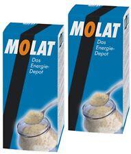 Dr. Grandel Molat - Das Energie-Depot, Doppelpack 2x500g +2 Molino-Riegel gratis