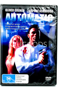 Automatic Oliver Groner daphne Ashbrook -Rare DVD Aus Stock Comedy New