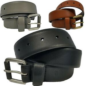 Skechers Belt Men's 38mm Flex Jean Roller Buckle Belt