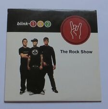 BLINK 182 The Rock Show CD single 2001
