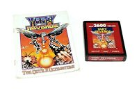Yars' Revenge (Atari 2600, 1981) Comic, Red Label, Tested
