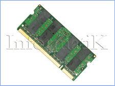 Micron RAM DDR2 256MB SODIMM PC2-4200S-444-11-A0 MT8HTF3264HDY-53EB2