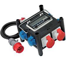 Stromverteiler Kompakt brennenstuhl BSV 3/32 2 IP44 32 Ampere Gummi schwarz