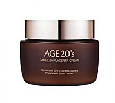 [Age20's] Camellia Placenta cream 100g / Whitening, Wrinkle improving