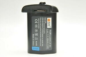 DSTE LP-E4 Li-ion Battery for Canon EOS 1D mark IV 1D mark III 1DX