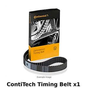 ContiTech Timing Belt - CT1025 ,Width: 26mm, 132 Teeth, Cam Belt - OE Quality