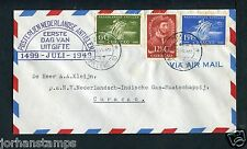 Ned. Antillen VOORLOPER FDC V16 _ 28 M, met adres ;