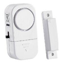 9x Alarmanlage Tür-Alarm Fenster-Alarm Sirene Türalarm Fensteralarm Sicherung
