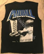 1995 Madball T-Shirt Vtg NYHC cro-mags agnostic front sick of it all merauder