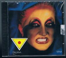 MINA ITALIANA  VOL. 1 CD F.C.  SIGILLATO!!!