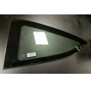 02-06 Acura RSX Left Quarter Panel Vent Glass Triangle Window Used OEM