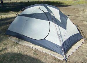 Marmot Racer X Tent 2 Person 4.5' x 7.5' Tent+ Rainfly with Vestibule, 3 Season